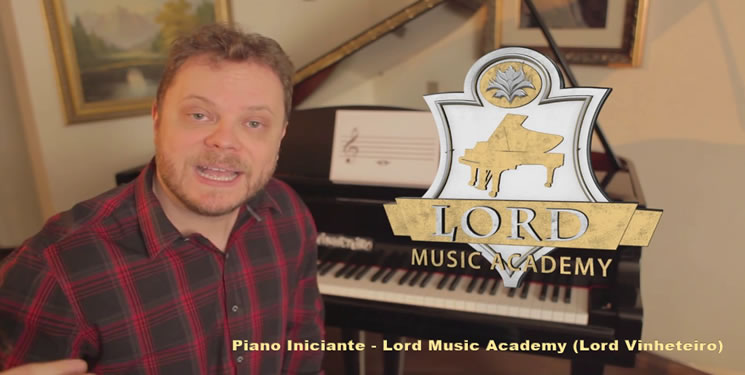 Lord Music Academy: Piano Iniciante